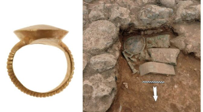 Lost 'Atlantean Treasures' Unearthed in Crete