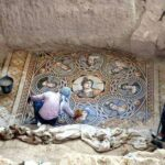 2,200-Year-Old Stunning Mosaic In Ancient Greek City Of Zeugma