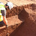 Roman Fort Discovered Hidden Beneath English Bus Station
