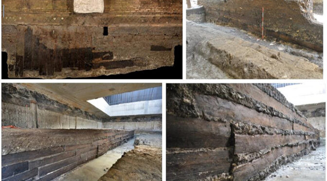 Tests Suggest Ancient Romans Imported Wood from France