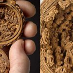 Rare 16th Century Gothic Boxwood Carvings Are So Miniature Researchers Used X-Ray To Solve Their Mysteries