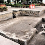 600-Year-Old Foundations Unearthed in Mexicapan