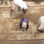 Earliest Mosaic in the World Found in Turkey