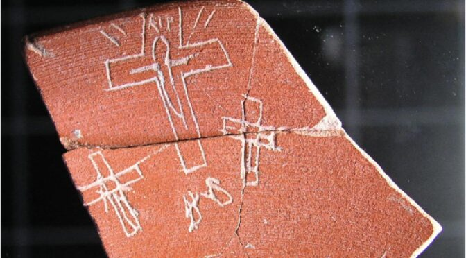 Archaeologist Busted for Faking Artifacts Showing Jesus Crucifixion