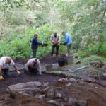 Pictish Hillfort Unearthed in Central Scotland