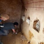 Family discover 'perfectly preserved' Roman tomb hidden beneath a home in southern Spain