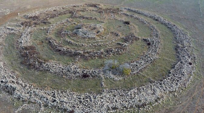 Older Than the Pyramids and as Mysterious as Stonehenge: The Unexplained Stone Circle in Israel's Golan Heights