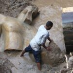 "3000-Year-Old Pharaoh Ramses II Statue Found In Cairo Slum, And It's ""One Of The Most Important Discoveries Ever"""
