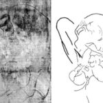 Hidden Drawing Beneath Leonardo Da Vinci's Painting Virgin Of The Rocks And Unknown Handprints Discovered