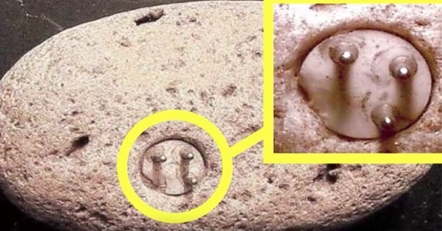 Enigmalith the 100,000-Year-Old Alien Plug