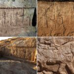 Ancient rock carvings that escaped the wrath of ISIS discovered in Iraq
