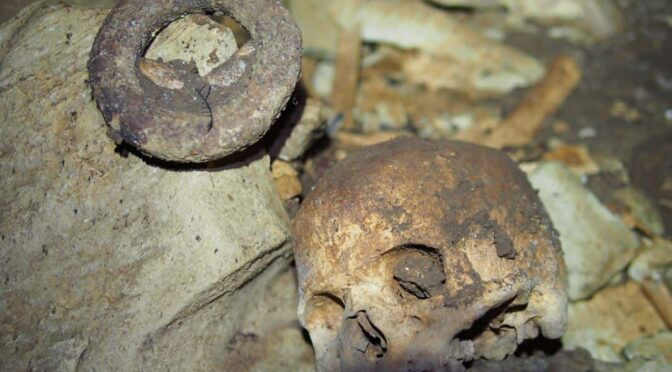 Medieval Burial Cave Discovered in Gabon