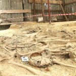 Remains of Ottoman soldiers unearthed after 108 years