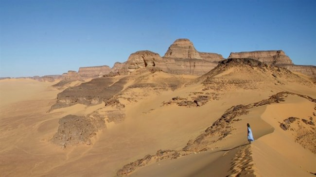 Early humans feasted on fish in the Sahara Desert 10,000 years ago