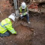Secret Roman road and treasure discovered on York construction site