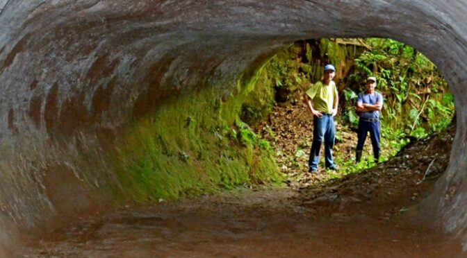 Hundreds of tunnels which date back at least 10,000 Years have been Discovered in Brazil