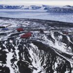 Evidence of 90-million-year-old rainforest uncovered beneath the Antarctic ice
