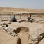 Israel Archaeologists unearth 1,200-year-old mosque