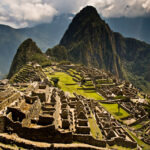 An archeologist and his team of nine students have been arrested in Peru