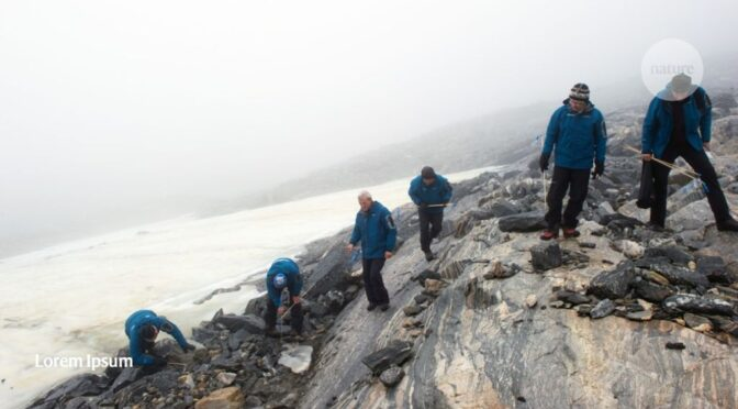 "Melting Ice Reveals a ""Lost"" Viking-era Highway in Norway's Mountains"