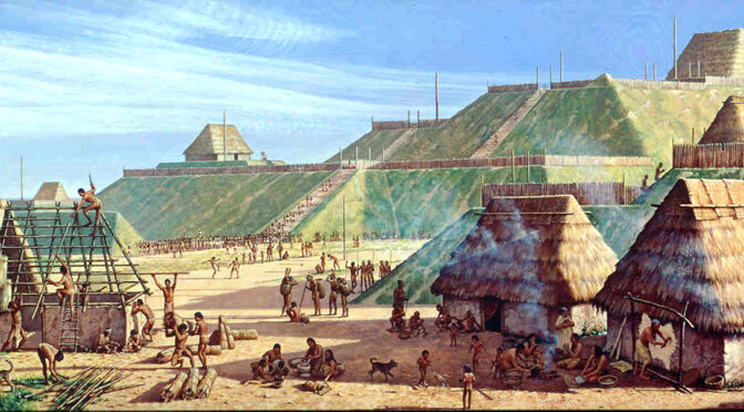 The Mystery Of Cahokia Mounds, North America's First City