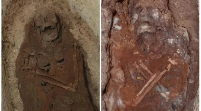Sixth Chamber Unearthed at Ancient Egyptian Mummy Workshop