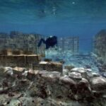 The oldest submerged city: A 5000 old sunken perfectly designed city in southern Greece