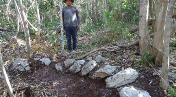 Postclassic Period Maya Village Discovered in Mexico