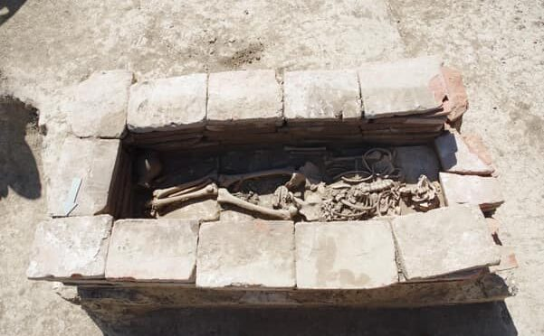 Nomadic Warriors' Remains Unearthed in Croatia
