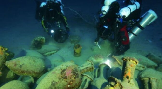 How 2,000-year-old Roman shipwreck discovery 'redefined' history