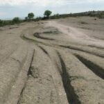Controversial Claim by Geologist: 14 million-year-old vehicle tracks