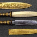 Tutankhamun's dagger of space origin, research suggests