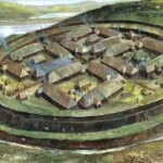 Borgring: 1000-year-old Viking fortress uncovered in Denmark