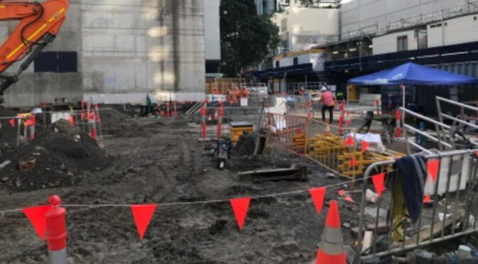 Late 19th-Century Brisbane's original Chinatown found under Albert Street in Australia