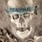 'Bronze Age skull shows women always loved jewellery'