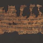 The Dead Sea Scrolls contain genetic clues to their origins
