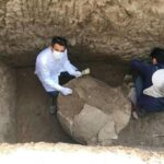 Giant Jar Burials Unearthed in Iran