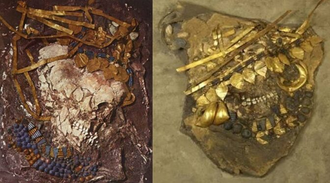 The Great Death Pit of Ur: Mass Human Sacrifice in Ancient Mesopotamia