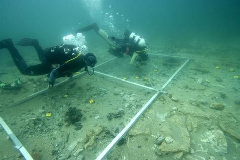 3,500-Year-Old Sunken Town Discovered In Croatia
