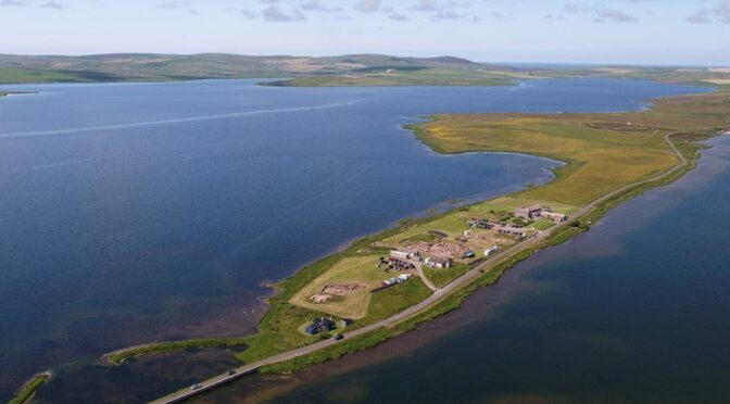 Evidence of 5,000-year-old Neolithic fabric found in Orkney