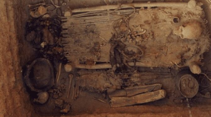 2700-year-old weed found in an Asian grave is still totally smokeable.