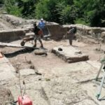 Roman-Era Coins Unearthed at Spa Complex in Bulgaria