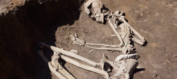 8,000-Year-Old Human Skeletons Found In Neolithic Village Of Slatina, Bulgaria