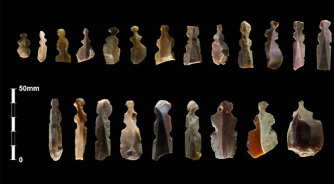 10,000-Year-Old Neolithic Figurines Discovered in Jordan Burials
