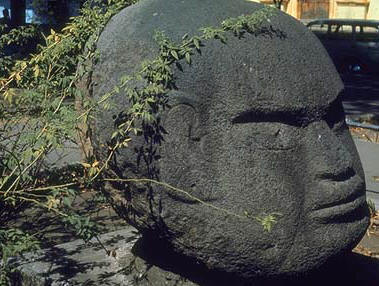 Over half a century ago, deep in the jungles of Guatemala, a gigantic stone head was uncovered