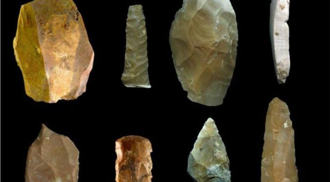 Archaeologists Find 16,000-Year-Old tools in Texas