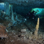 11,000-year-old mine in the underwater cave found by archaeologists