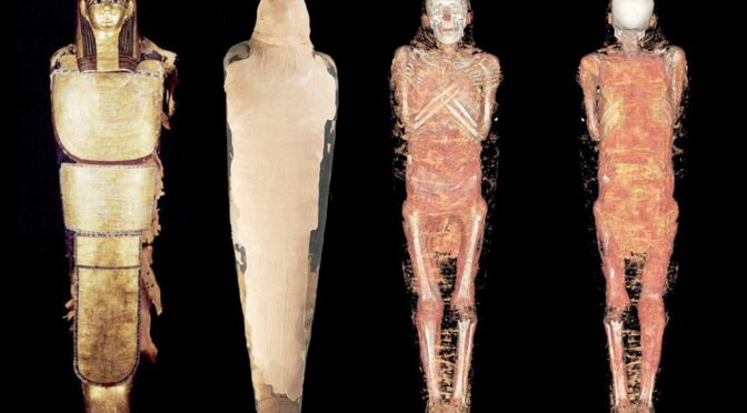 Four Mummies Discovered in Chile