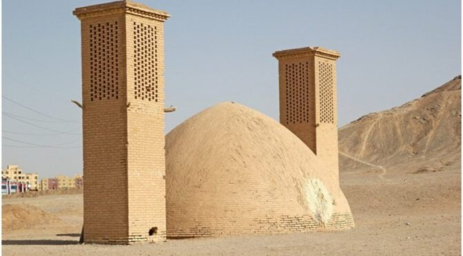 "The Yakhchāl: 2,400-Year-old Persian ""refrigerator"" that stored food in the desert"