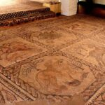 Man accidentally finds a 'perfectly preserved' Roman villa in his backyard